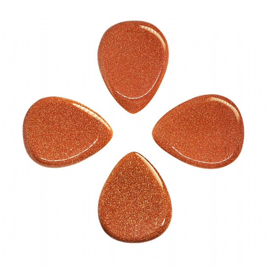 Dune Tones - Red Sandstone - 4 Guitar Picks | Timber Tones